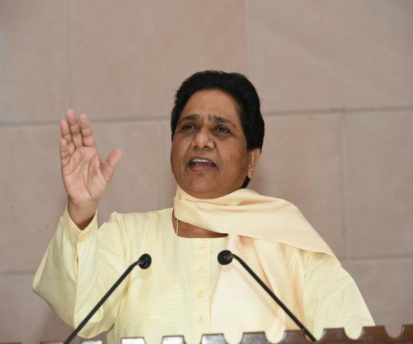 विपक्ष ने अच्छा उम्मीदवार नहीं उतारा तो रामनाथ कोविंद का करेंगे समर्थन: मायावती