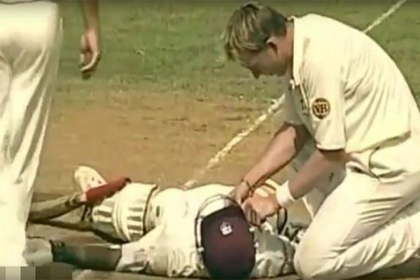 वीडियो में देखें ब्रेट ली के 5 खतरनाक बाउंसर, मैदान छोड़कर भागे थे बल्लेबाज