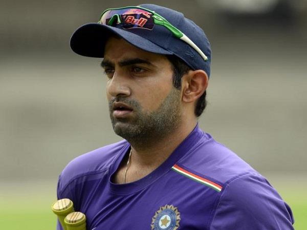 भारत को पाकिस्तान के तेज गेंदबाजों से कोई खतरा नहीं : गंभीर