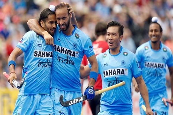 वर्ल्ड लीग हॉकी: भारत ने पाकिस्तान को 7-1 से हराया