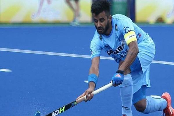 भारत की नजरें HWL सेमीफाइनल में शीर्ष दो पर: मनप्रीत
