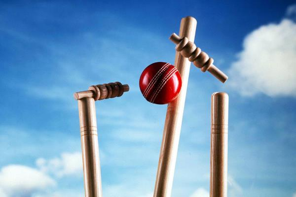 उमेश क्रिकेट ट्रॉफी: बारिश ने छिनी चंडीगढ़ से जीत
