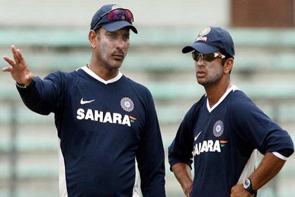कुंबले के बाद ये हो सकते हैं टीम इंडिया के नए कोच