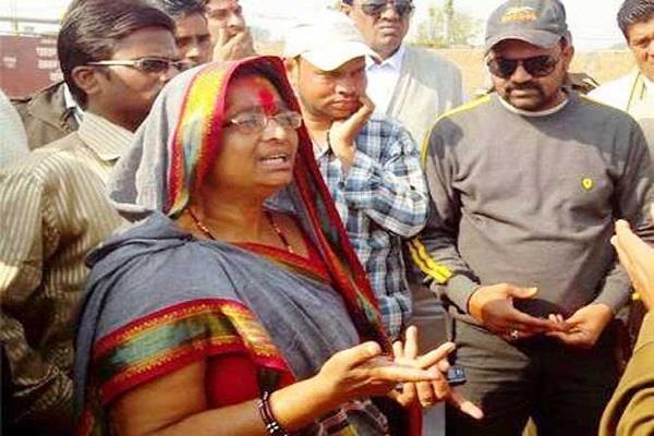 कांग्रेस विधायक शकुन्तला की जमानत याचिका खारिज