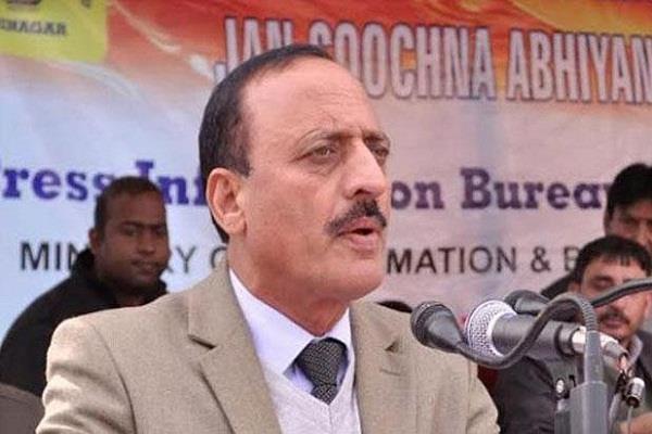 आतंकवादियों के साथ संबंध साबित होने पर मंत्री पद से दे दूंगा इस्तीफा: खान