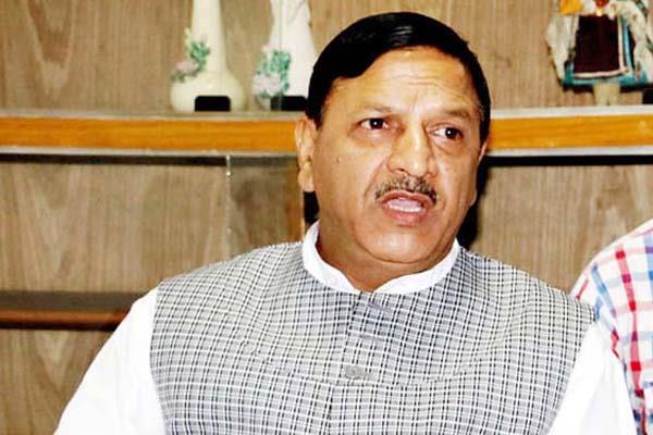 CM को गलतियों का ठीकरा भाजपा पर फोडऩे की आदत : बिंदल