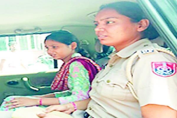 मनीक्षा को भेजा जेल; प्रीत फगवाड़ा का पता नहीं लगवा पाई पुलिस