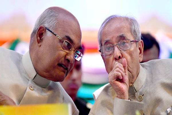 देश के 14वें राष्ट्रपति बने रामनाथ कोविंद, बोले-हम सब अलग लेकिन रहेंगे एकजुट