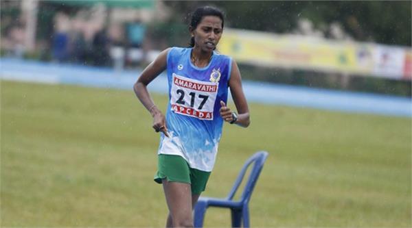 दिल्ली की सौम्या ने जीता पैदल चाल का स्वर्ण