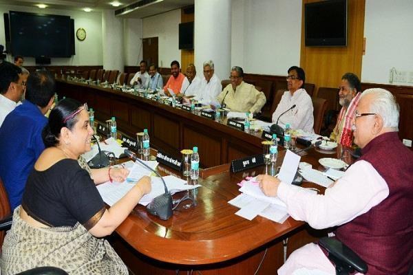 BJP विधायक दल की बैठक कल, विधायकों को दिए जाएंगे राष्ट्रपति चुनाव के टिप्स
