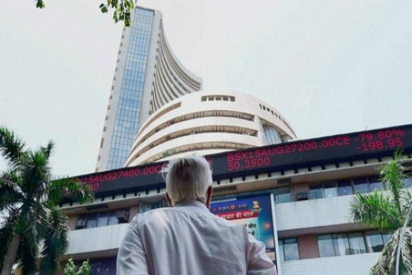 शेयर बाजार का नया रिकॉर्ड, सैंसेक्स पहली बार 32000 के पार