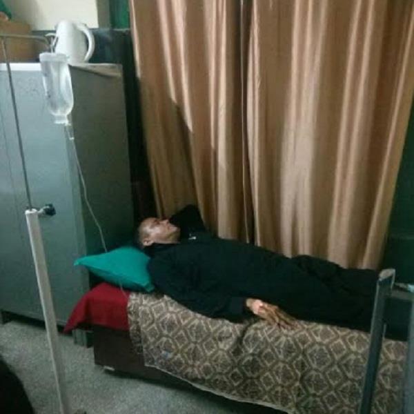 अचानक बिगड़ी आबकारी एवं कराधान मंत्री की तबीयत, अस्पताल में भर्ती