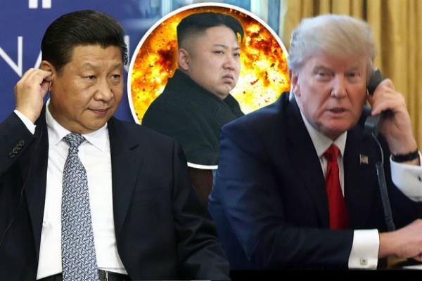 उत्तर कोरिया के खिलाफ नए प्रतिबंधों को लेकर चीन के रूख से खुश अमरीका