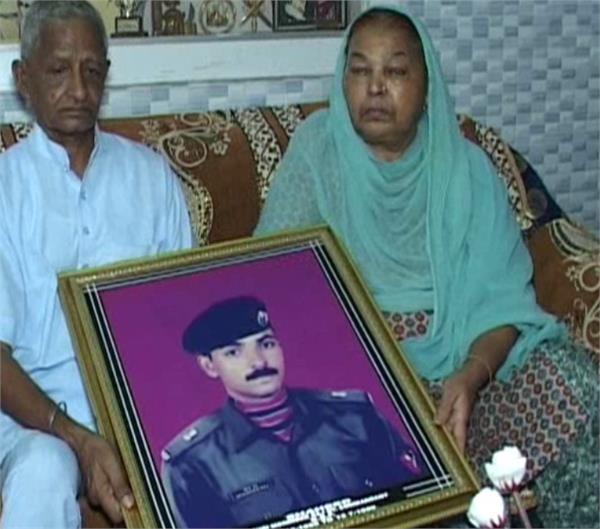 मां-बाप का फर्ज भूल देश के लिए दी शहीदी,परिवार रुलने को मजबूर