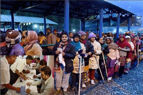 अमरनाथ यात्रा : श्रद्धालुओं की भीड़ पर नियंत्रण पाने के लिए 3 केंद्रों में शुरू हुआ पंजीकरण