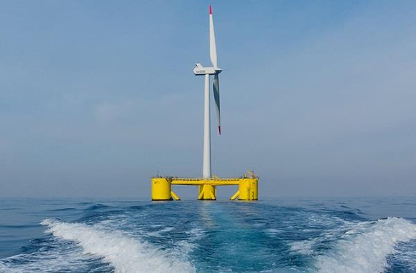 इस देश में बनेगी दुनिया की पहली तैरती पवन चक्की