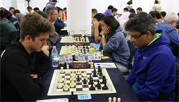 49वां संत मार्टी इंटरनेशनल शतरंज - भारतीय खिलाड़ियों की अच्छी शुरुआत
