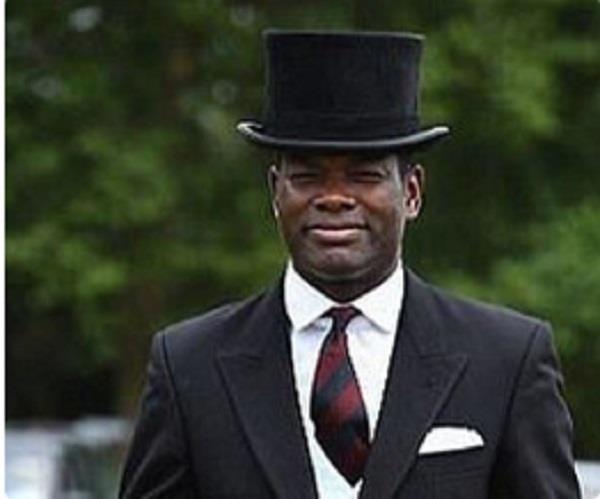 ब्रिटिश शाही घराने में पहले अश्वेत व्यक्ति की नियुक्ति