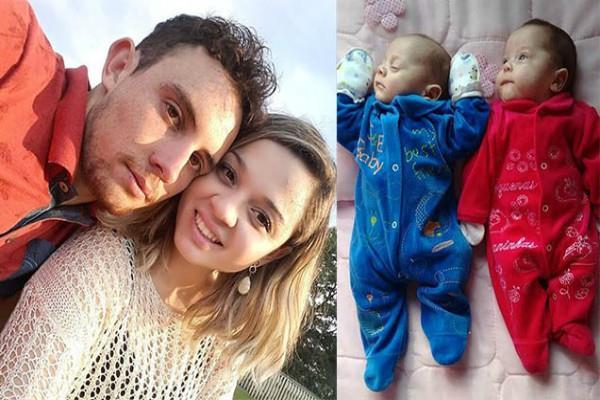 मरने के 123 दिन बाद महिला ने दिया जुड़वा बच्चों को जन्म