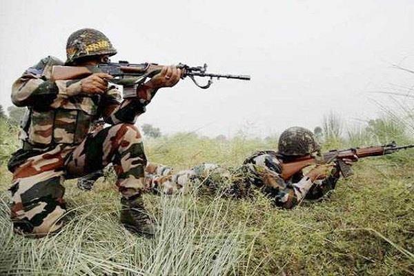 सेना ने की घुसपैठ की कोशिश नाकाम, 2 आतंकी ढेर