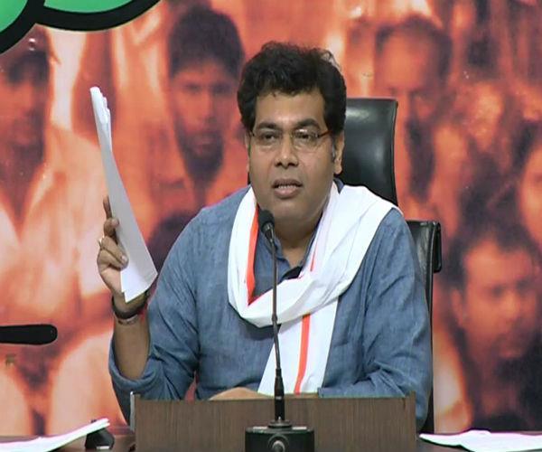 कुछ लोग नहीं चाहते कि उत्तर प्रदेश विकास करे: श्रीकांत शर्मा
