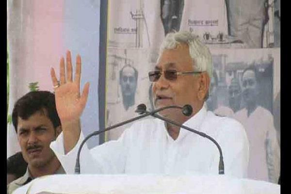 रामनाथ का व्यक्तित्व ही है जदयू के समर्थन का कारणः नीतीश