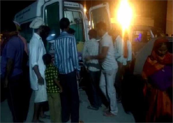 चुनावी रंजिश में BDC मेंबर की बर्बरता से हत्या, प्रधानपति पर लगा आरोप