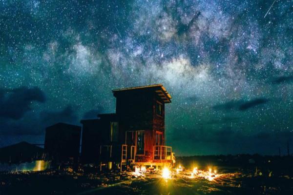 OMG!ज्वालामुखी पर बना अनूठा घर