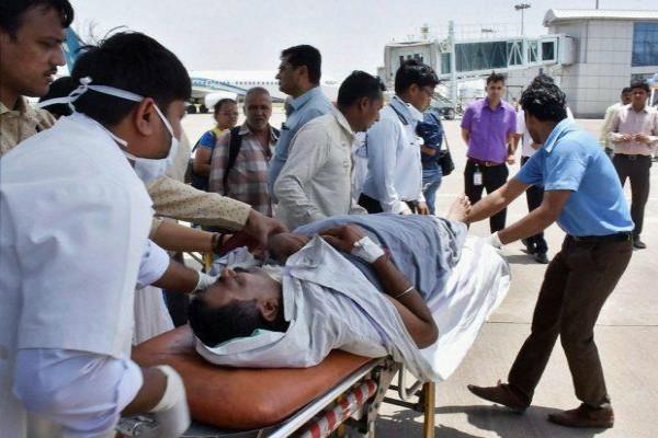 अमरनाथ आतंकी हमलाः डॉक्टरों के व्हाट्सएप ग्रुप ने बचाई जान