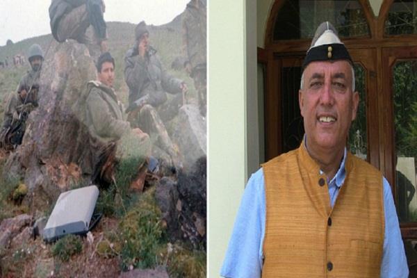 Kargil Vijay Diwas Special: जब ब्रिगेडियर खुशाल ठाकुर की गोद में कर्नल ने तोड़ा था दम