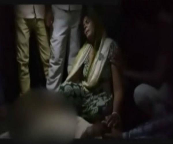 10 रुपए के विवाद में दलित रिक्शाचालक को पीट-पीटकर उतारा मौत के घाट
