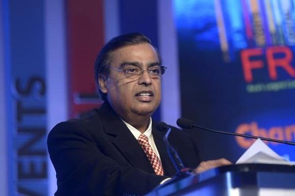 RIL का मार्कीट कैप 5 लाख करोड़ रुपए के पार, TCS को भी पछाड़ा