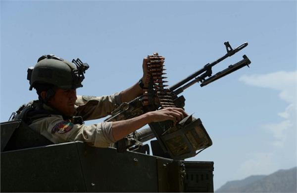 कंधार बेस पर तालिबान का हमला, 26 अफगान सैनिकों की मौत