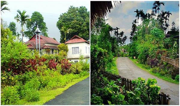 एशिया में सबसे साफ-सुथरा है यह गांव