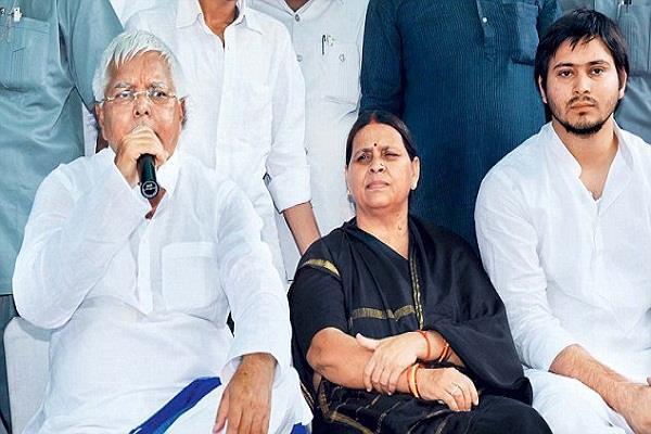 सियासी संकट में लालू के परिवार ने लिया भगवान शिव का सहारा