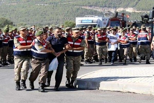 तुर्की ने 7 हजार से अधिक सरकारी कर्मचारियों को किया बर्खास्त