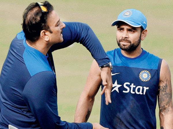 श्रीलंका के खिलाफ कल से शुरु होगा कोच और कप्तान का टेस्ट