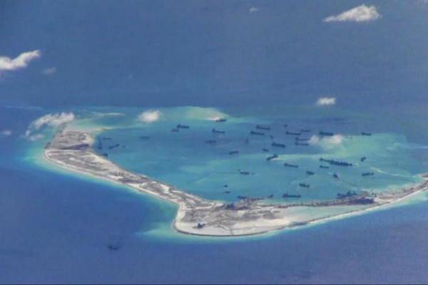 इंडोनेशिया ने विवादित दक्षिण चीन सागर के हिस्से को दिया नया नाम