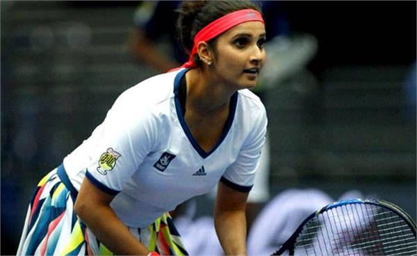 विंबलडन चैंपियनशिप में सानिया मिर्जा का सफर समाप्त
