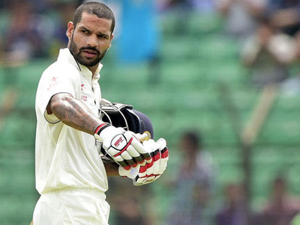 टेस्ट क्रिकेट में खास उपलब्धि हासिल करने से चूके शिखर धवन