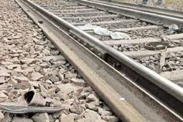 ट्रेन की चपेट में आने से 2 सगे भाइयों की मौत