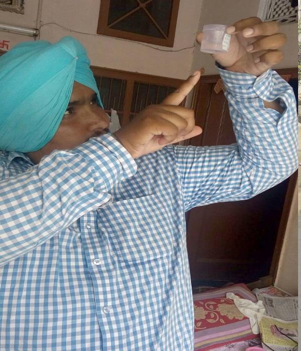 9 घरों में मिला डेंगू का लारवा, दहशत में लोग