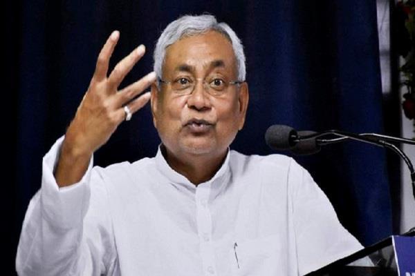 महागठबंधन को लेकर नीतीश कुमार ने तोड़ी चुप्पी