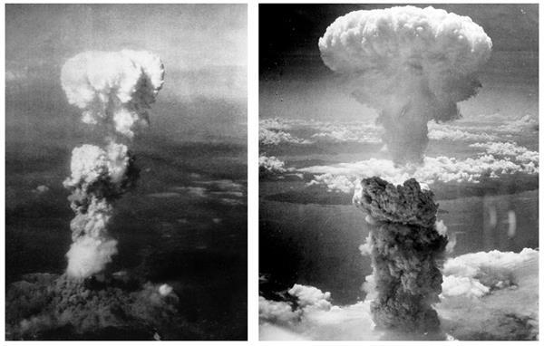 72 साल पहले हुअा था दुनिया का पहला परमाणु परीक्षण, मची थी तबाही