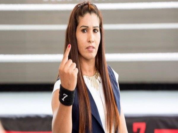 WWE रिंग में उतरी भारत की पहली महिला रैसलर, जानें क्या रहा मैच का नतीजा?