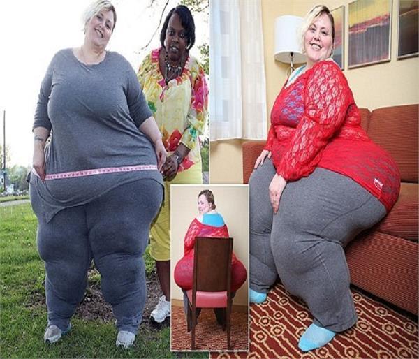 जान को है खतरा, फिर भी मोटे कूल्हों का रिकॉर्ड बनाने में लगी है यह महिला