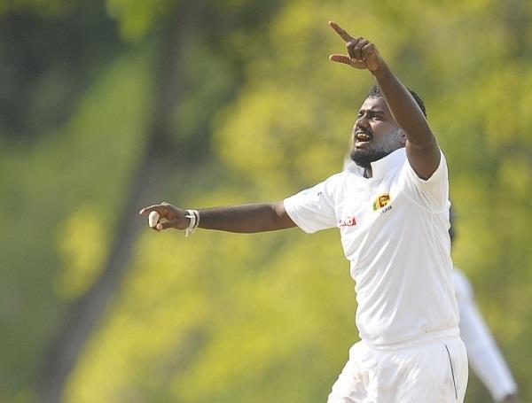 गाले टेस्ट में श्रीलंका के गैर अनुभवी पुष्पकुमारन को जगह