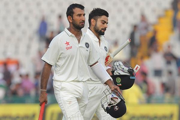 गाले स्टेडियम में भारत का रिकाॅर्ड है खराब, हार मिली तो होना पड़ेगा शर्मसार