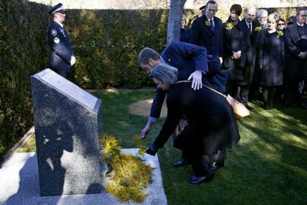 विमान दुर्घटना के मृतकों के नाम पर 298 वृक्षों का रोपण