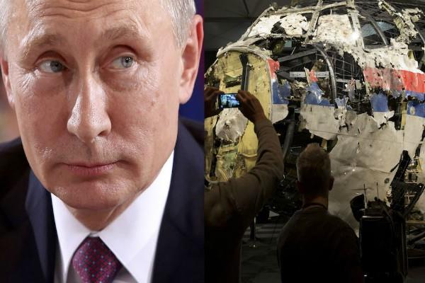 MH-17 दुर्घटना: पीड़ितों के वकील ने पुतिन से माफी मांगने को कहा